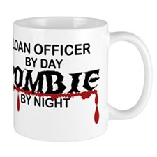 Loan Officer Zombie Mug
