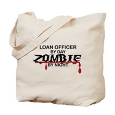 Loan Officer Zombie Tote Bag