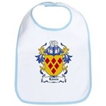 Laven Coat of Arms, Family Cr Bib