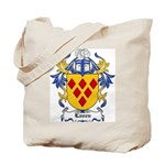 Laven Coat of Arms, Family Cr Tote Bag