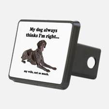 Pointer v Wife Hitch Cover