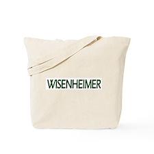 WISENHEIMER Tote Bag