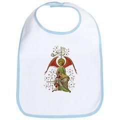 Medieval Angel Bib