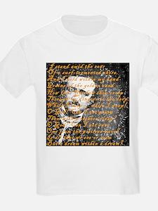E A Poe A Dream Within a Dream Kids T-Shirt