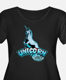 Cabin in the Woods Unicorn T