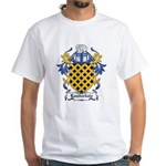 Lauderdale Coat of Arms White T-Shirt