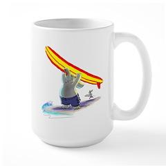 sUrFiNg eLePhAnt Mug