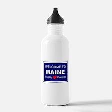 Maine Love Water Bottle