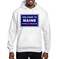 Maine Love Hoodie