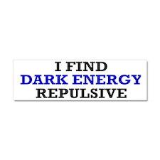 I Find Dark Energy Repulsive Car Magnet 10 x 3