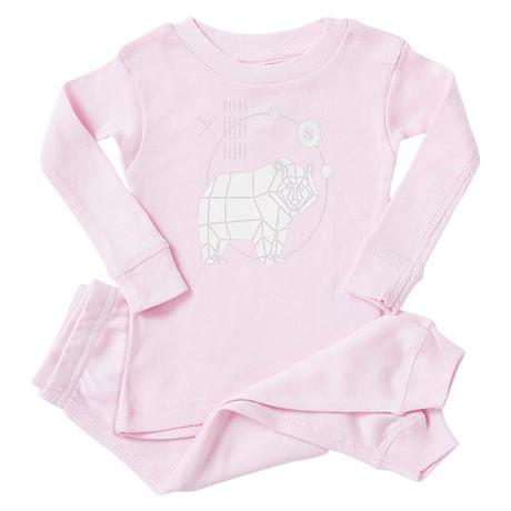 Peace Love Samoyeds 3/4 Sleeve T-shirt (Dark)