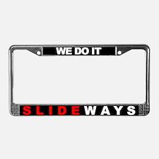 Do it sideways