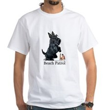Scottish Terrier Beach Patrol Shirt