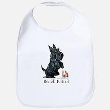 Scottish Terrier Beach Patrol Bib