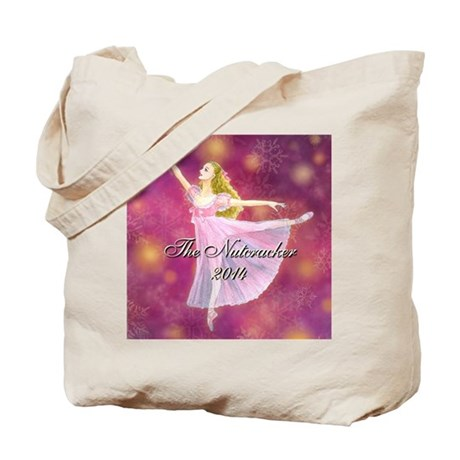 Nutcracker 2014 Tote Bag