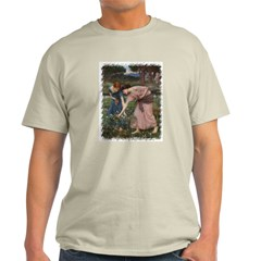 Gathering Flowers T-Shirt