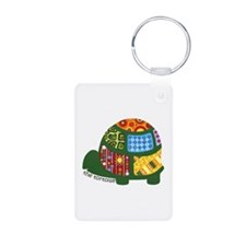 The Tortoise & The Hare Keychains