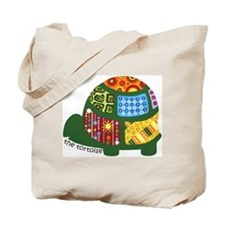 The Tortoise & The Hare Tote Bag