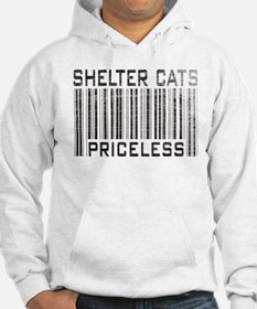 Shelter Cats Priceless Hoodie