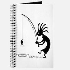 Kokopelli Fisherman Journal