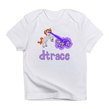 DTrace Laser Pony Infant T-Shirt