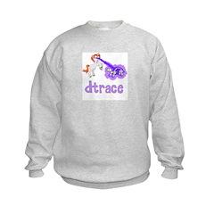 DTrace Laser Pony Sweatshirt