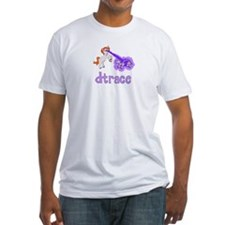 DTrace Laser Pony Fitted T-Shirt