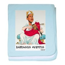 Barraccus Ovomitus baby blanket