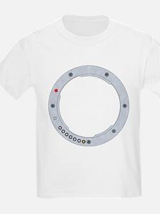 Pentax K mount T-Shirt