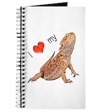 I luv my Bearded Dragon Journal