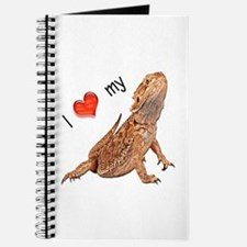 I luv my Bearded Dragon Journal