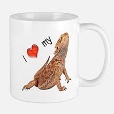 I luv my Bearded Dragon Mug