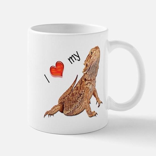 I luv my Bearded Dragon Mug