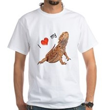 I luv my Bearded Dragon Shirt