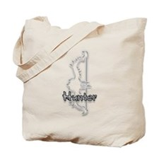 Hunter Logo Tote Bag
