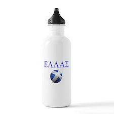 Ellas Soccer Water Bottle