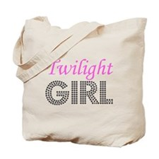 Twilight Girl Tote Bag