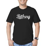 Bitburg Fitted T-shirts (Dark)