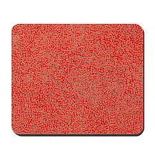 Tiny Matrix Squares Mousepad