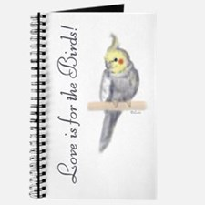 Love for the Birds Journal