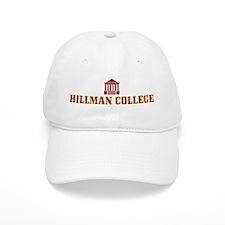 Hillman College Baseball Cap