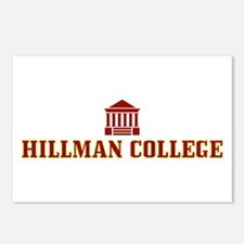 Hillman College Postcards (Package of 8)