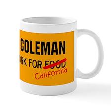Unique Coleman Mug