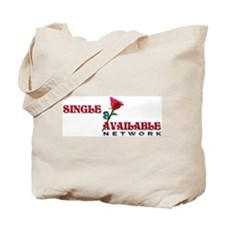 SINGLE & AVAILABLE! Tote Bag