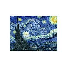 Van Gogh Starry Night 5'x7'Area Rug