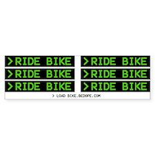 >Ride Bike stickers