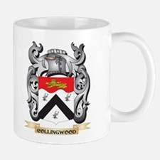 Collingwood Family Crest - Collingwood Coat o Mugs