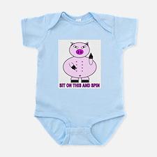 OINK OINK O'NEILL Infant Creeper