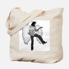 Jesus Playin Lead Tote Bag