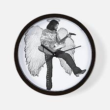 Jesus Playin Lead Wall Clock